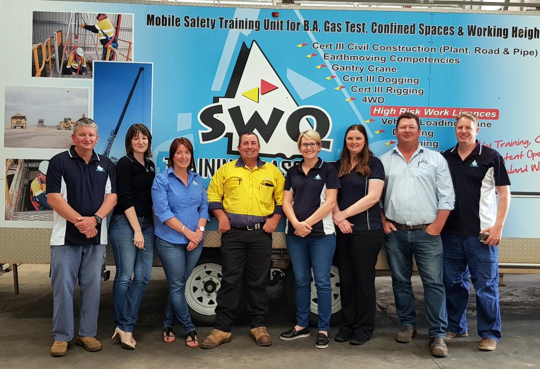 SWQ Training Team